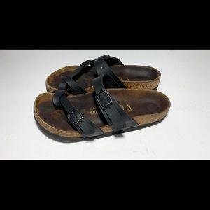 Birkenstock Leather Strap Sandals